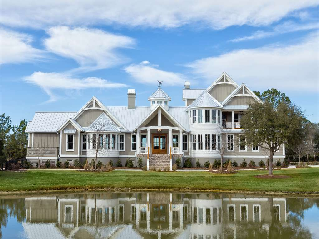 Lowcountry Premier Custom Homes New Home Projects 1