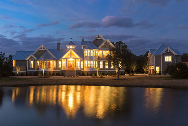 New Custom Built Homes by Lowcountry Premier Custom Homes at 1 Woodford in Charleston, SC
